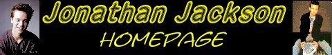 Jonathan Jackson Homepage